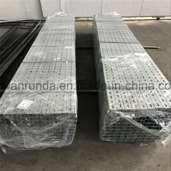 Chinese Quality Unistrut Channel Export to Australia