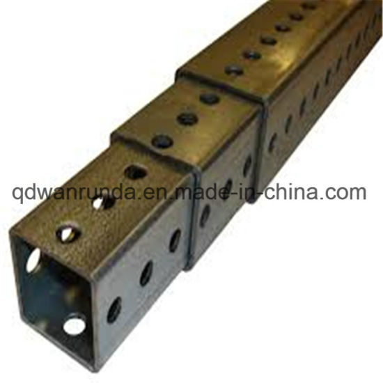 "2""X2"" 14ga Perforated Square Tube"
