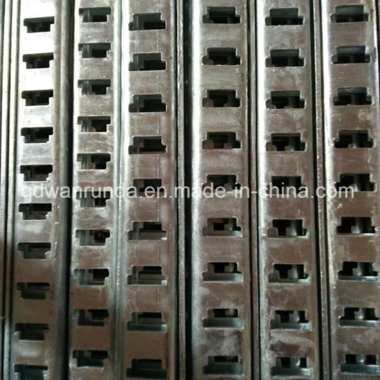 Cable Rack with ′t′ Slots