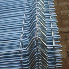 Galvanized Steel Rod Welded Steel Rail Fence