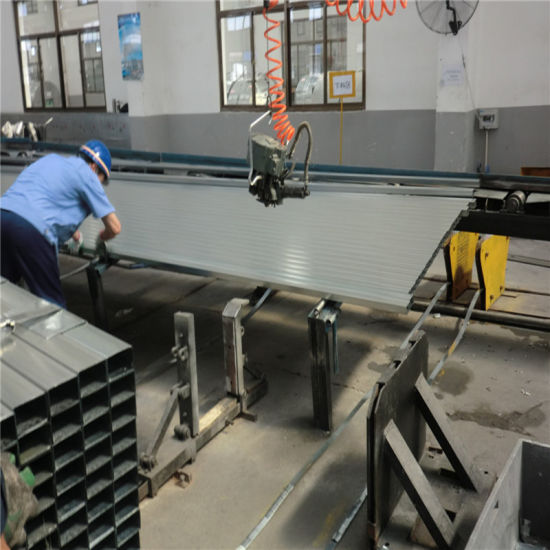 Manufacture of Pre Galvanized Rectangular Steel Pipe