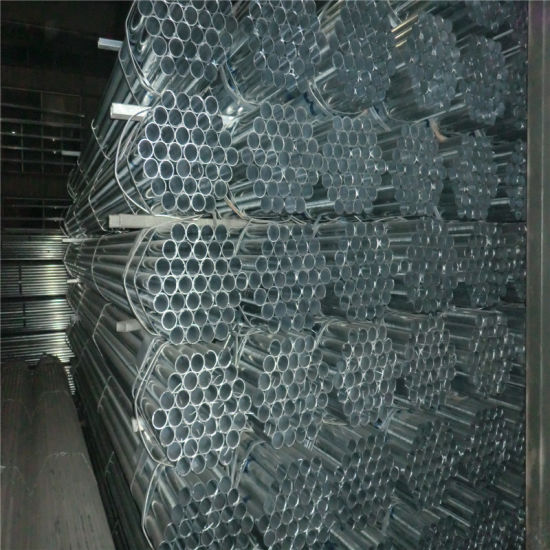 Od: 101mm Galvanized Steel Pipe for Furniture