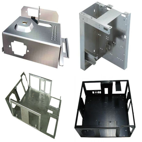 Sheet Metal Fabrication for Electronic & Instrument Enclosures