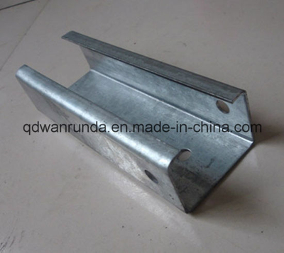 Mild Steel Slotted Galvanized C Steel Channel