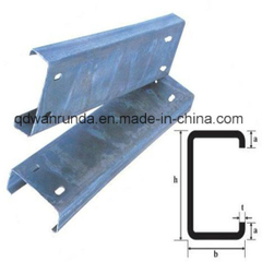 Galvanized Slotted Steel Strut C Channel