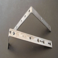 Galvanized Sheet Metal Stamping for Machine Parts