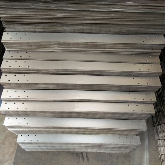 Steel Sheet with Punching Holes Use as Machine Cover