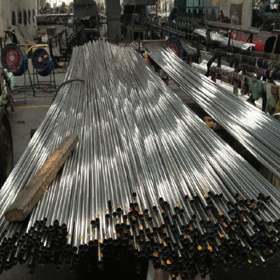 Welded Stainless Steel Pipe for Window/Door/Furniture