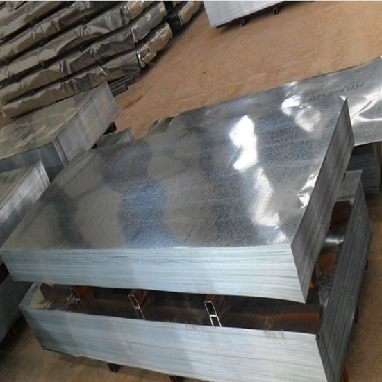 SGCC Hot Dipped Galvanized Steel Plate