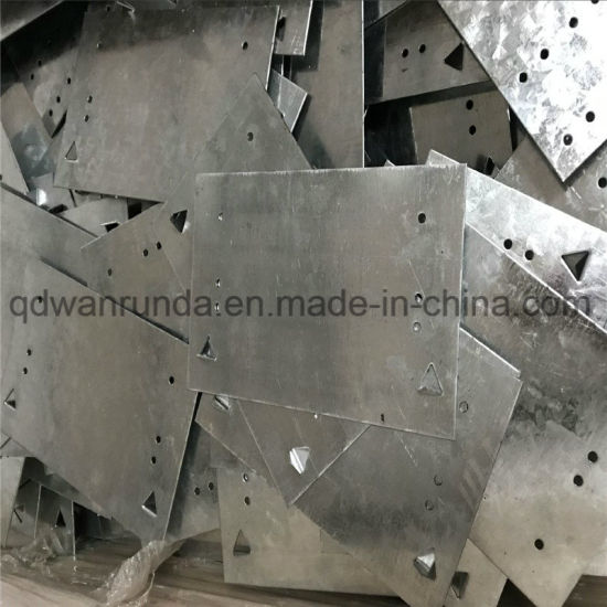 Galvanized Self Nail Plate