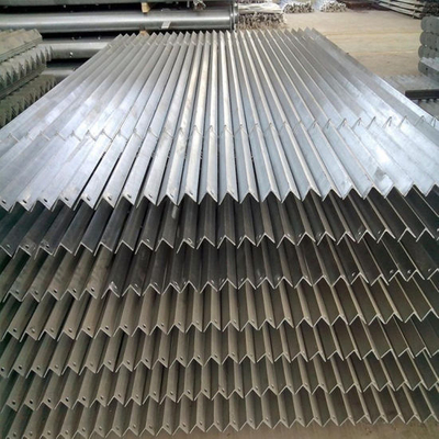 Hot DIP Galvanized Angle Steel with Drilled Holes Ends