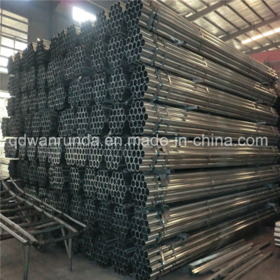 Pre-Galvanized Steel Tube Application for Steel Fence