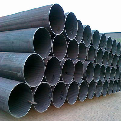 Large Diameter ERW Steel Tube for Water Transportation