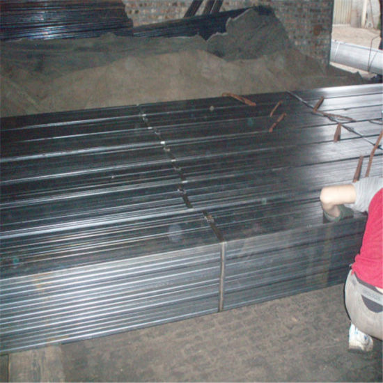 20X20mm Bright Surface Cold Rolled Square Steel Pipe