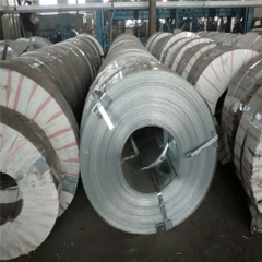 Galvanized Steel Strip for The Automotive Industry