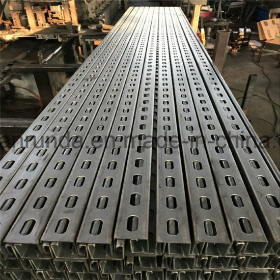 Unistrut Channel Slotted