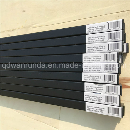 20X20mm Powder Coating Fence Tube