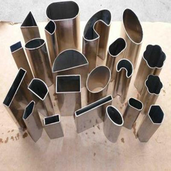 Stainless Steel Tube with Anomalous Shape