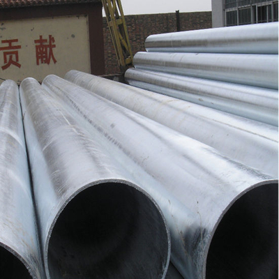 Od426mm X 8mm Hot DIP Galvanized Steel Tube