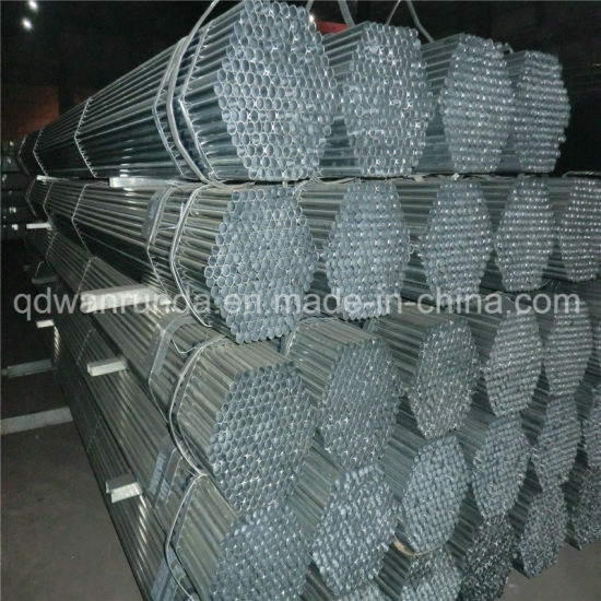 Mingking Garden Fence Use 20X20mm Pre-Galvanized Pipe