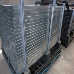 10X20mm X 2mm Galvanized Steel Tube Use for Steel Furniture