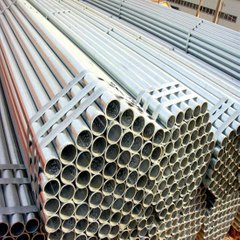 Bs1387 Standard Hot Dipped Steel Pipe