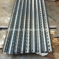 Punching Steel Angle Bar