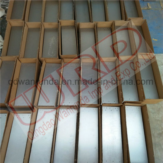 Galvanized or Cr Surface Fha Strap