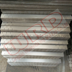 Quality Fha Strap Nail Plate Made by Galvanized and Cr Sheet