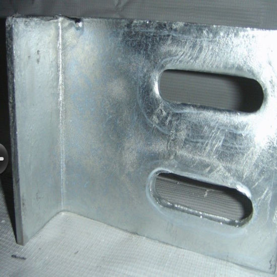Embedded Punching Steel Sheet as Building Material