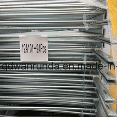 Good Quality Rigid Galvanized Steel Traffic Barrier