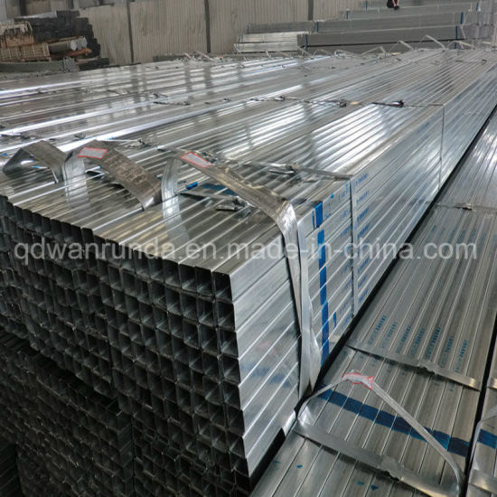 Ornament/Fence/Furniture/Advertisement Use Galvanized Steel Pipe