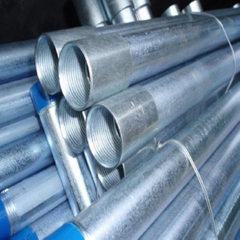 Chinese Quality Galvanized Steel Pipe with Threading Ends