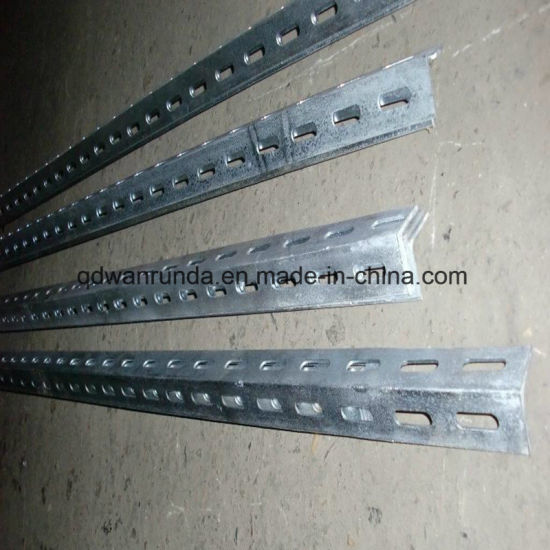 HDG Punching Steel Angle