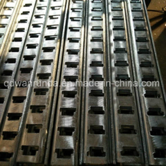 Underground HDG Cable Rack with ′t′ Slots