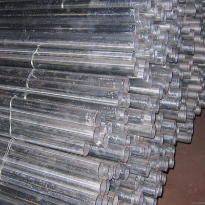 Thin Wall Cold Rolled Steel Tube