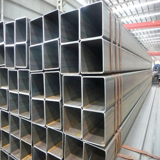 Good Quality Welded Square Hollow Section with Clear Ends