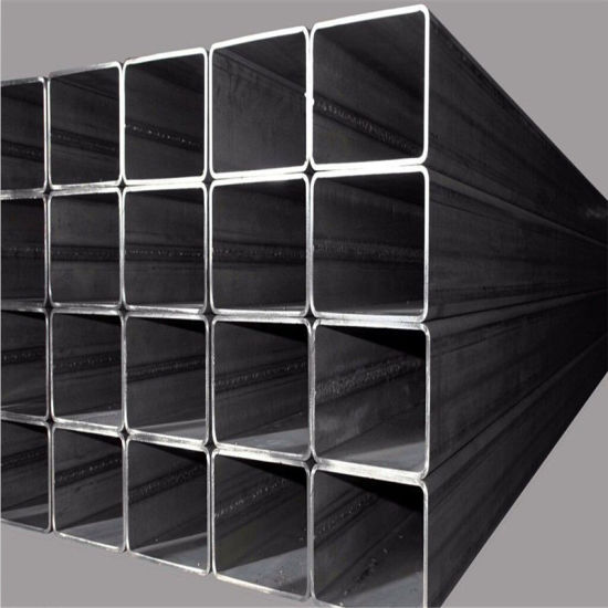 Hot Tolled Large Size Square Steel Hollow Section
