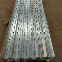 Perforated Shelf Angle steel