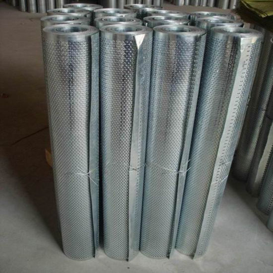 High Quality Steel Perforated Plate for Various Usage