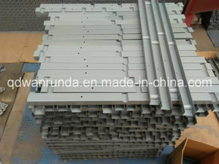 Galvanized Metal Support Use as Machine Parts