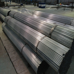 Bright Surface Cold Rolled Steel Tube for Steel Furniture