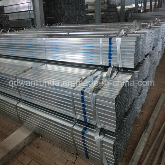 Fence or Structure Use Square Galvanized Hollow Section