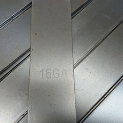 Sheet Metal Fabrication Use for Nail Plate